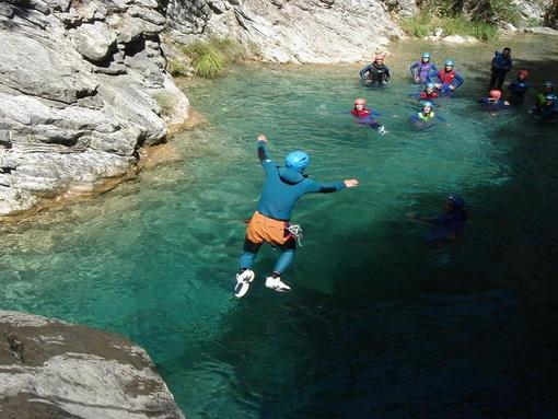 Thirsty for Adventure: Where to go Canyoning in Japan