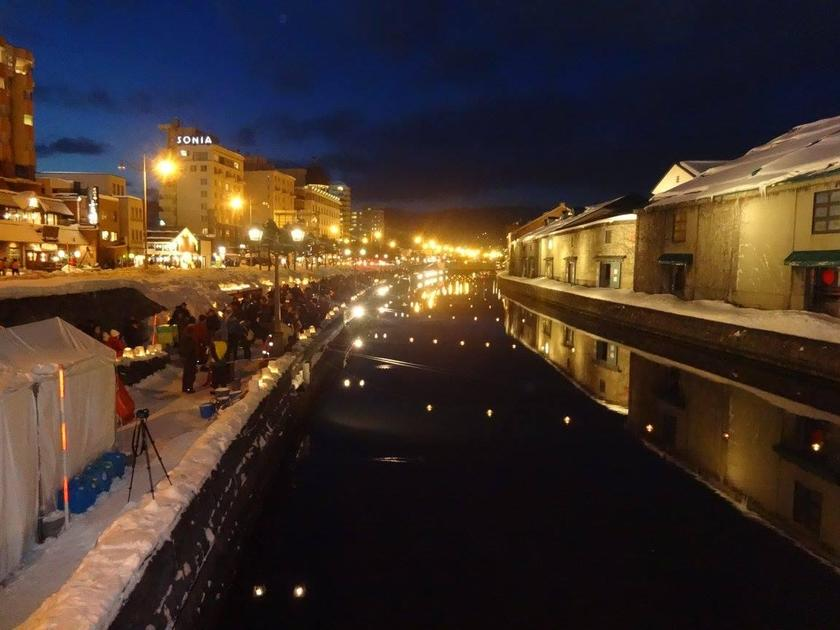 The Snow Festivals of Hokkaido: Sapporo and Otaru