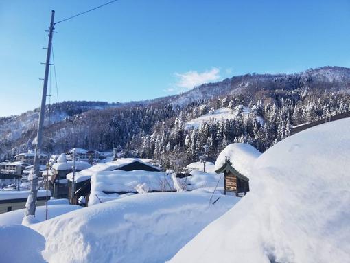 Nozawa Onsen - A Winter Wonderland