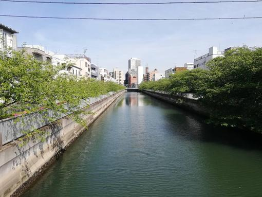 A Stroll around the Waterways of Old Tokyo