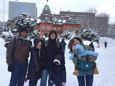 One day Muslim-Friendly Tour of Sapporo
