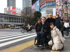 One day Barrier-free Tokyo Tour for Wheelchair Users