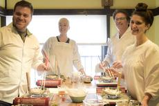 Japanese cooking class for international visitors, a fun activity in Tokyo!