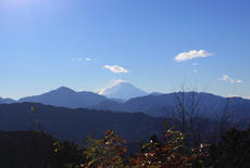 Enjoy Tokyo's top view of Mt. Fuji and a hot spring too on this hike around Mt. Takao