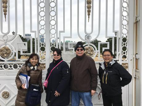 Historical Journey into Akasaka district