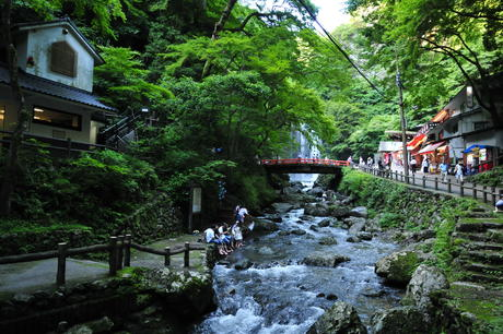 Nature Walk at Minoo Park, the Best Nature and Waterfall in Osaka