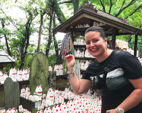 Meet the lucky cats in suburban Tokyo: Gotokuji Walking Tour