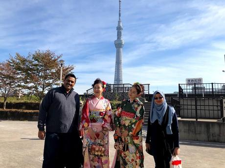 Muslim & Vegetarian Friendly : One day Tokyo Highlights Tour